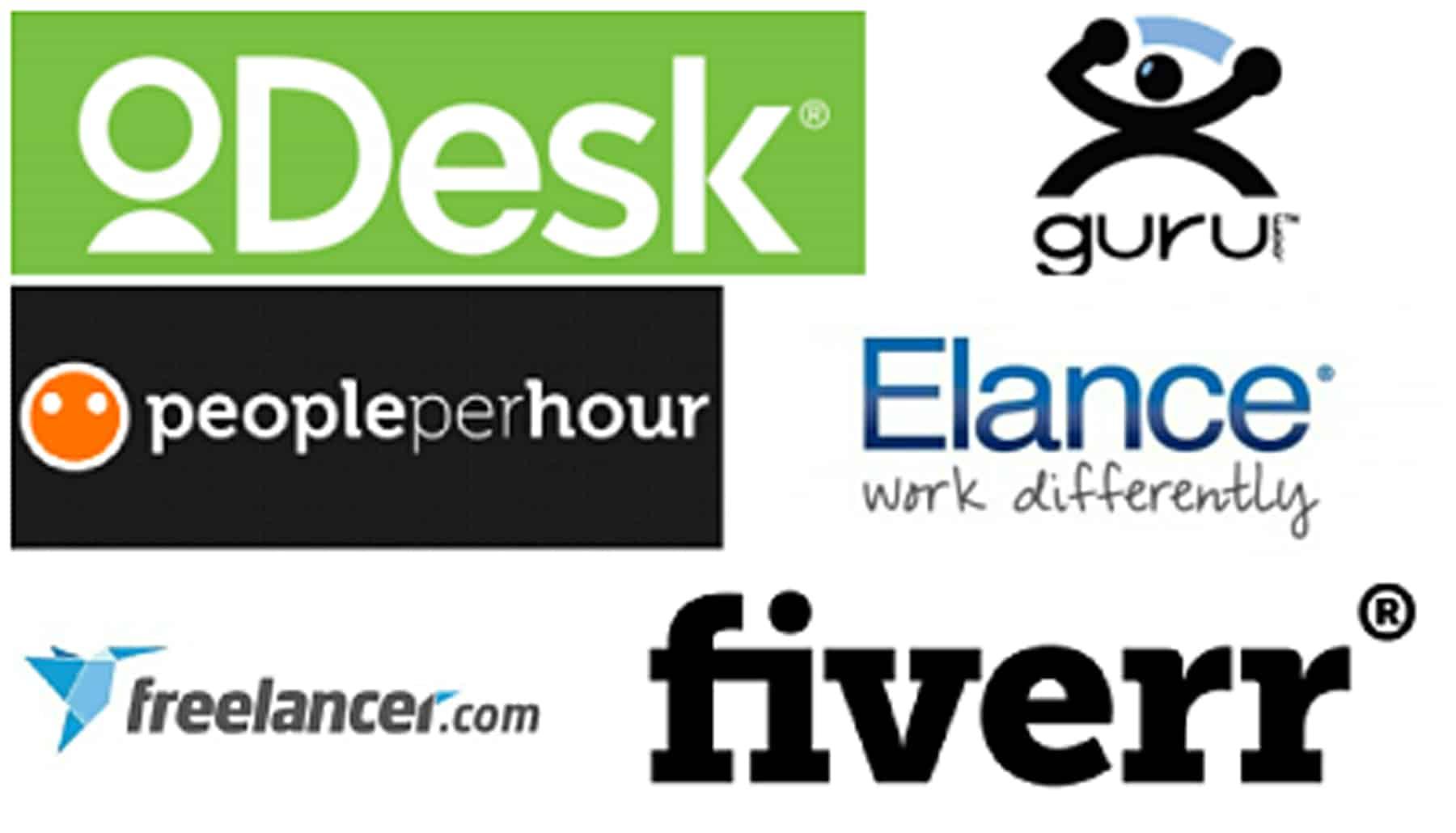 fiverr alternative freelance sites