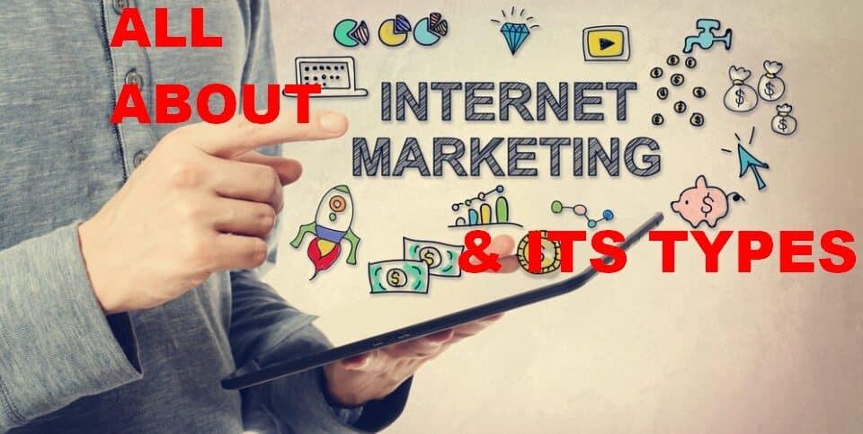 internet marketing types strategies