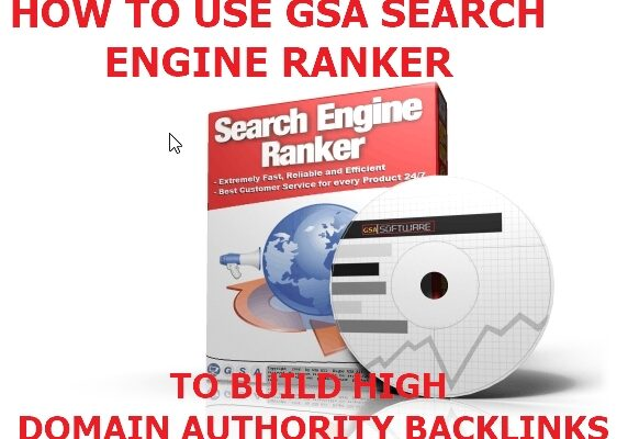 gsa search engine ranker to build high quality backlinks